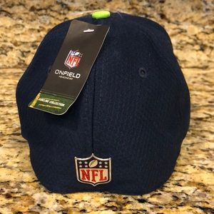 eea7c6e5dde New Era Accessories - Seattle Seahawks Sideline 39THIRTY Flex Hat M L